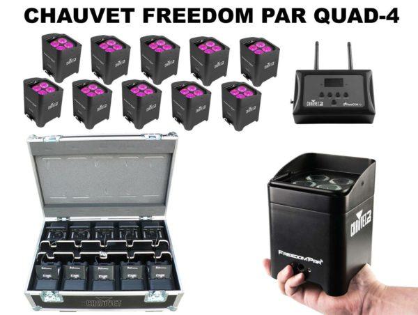 Batterij Uplighter Chauvet